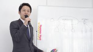 日本人ビジネスマンの写真素材 [FYI04691952]