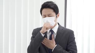 日本人ビジネスマンの写真素材 [FYI04691976]