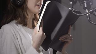 女性ボーカルの写真素材 [FYI04692221]