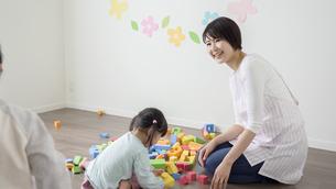 幼稚園の写真素材 [FYI04692523]