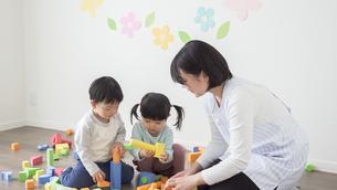 幼稚園の写真素材 [FYI04692542]