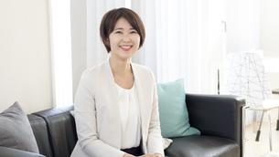 日本人ビジネスウーマンの写真素材 [FYI04693106]