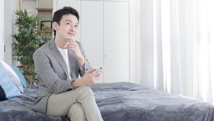 日本人ビジネスマンの写真素材 [FYI04693112]