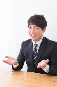 日本人ビジネスマンの写真素材 [FYI04693881]