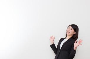 日本人ビジネスウーマンの写真素材 [FYI04694035]