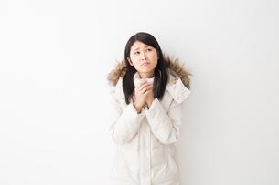 日本人女性の写真素材 [FYI04694375]
