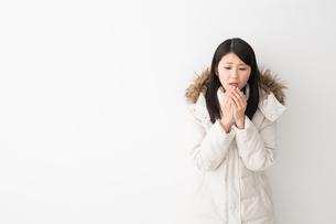 日本人女性の写真素材 [FYI04694378]
