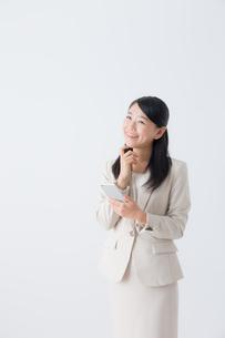 日本人ビジネスウーマンの写真素材 [FYI04695750]