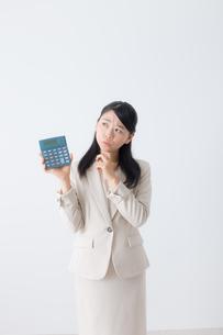 日本人ビジネスウーマンの写真素材 [FYI04695791]
