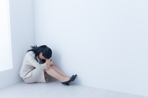 日本人ビジネスウーマンの写真素材 [FYI04695874]
