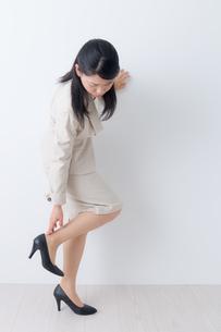 日本人ビジネスウーマンの写真素材 [FYI04695881]