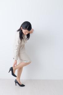 日本人ビジネスウーマンの写真素材 [FYI04695882]