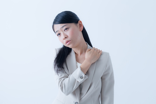 日本人ビジネスウーマンの写真素材 [FYI04695897]
