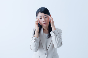 日本人ビジネスウーマンの写真素材 [FYI04695904]