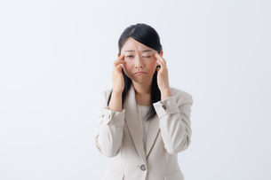 日本人ビジネスウーマンの写真素材 [FYI04695905]