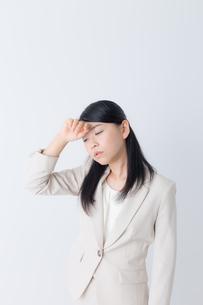 日本人ビジネスウーマンの写真素材 [FYI04695924]