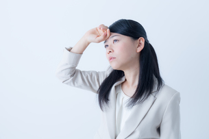 日本人ビジネスウーマンの写真素材 [FYI04695938]