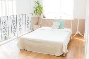 寝室の写真素材 [FYI04696998]