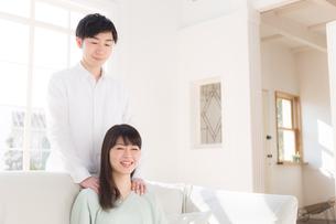 日本人夫婦の写真素材 [FYI04697354]
