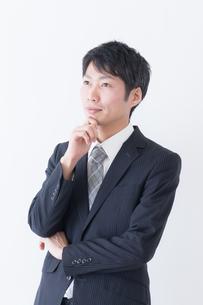 日本人ビジネスマンの写真素材 [FYI04697424]