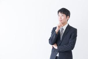 日本人ビジネスマンの写真素材 [FYI04697432]