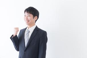 日本人ビジネスマンの写真素材 [FYI04697451]