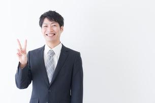 日本人ビジネスマンの写真素材 [FYI04697456]