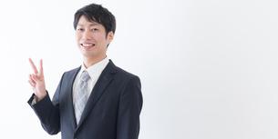 日本人ビジネスマンの写真素材 [FYI04697458]