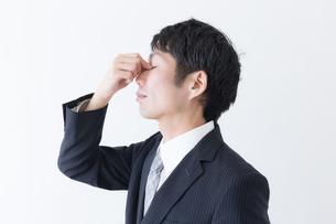 日本人ビジネスマンの写真素材 [FYI04697504]