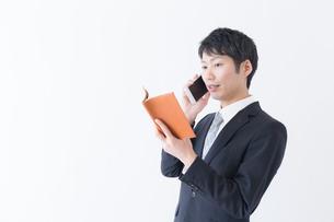 日本人ビジネスマンの写真素材 [FYI04697533]