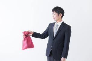 日本人ビジネスマンの写真素材 [FYI04697589]