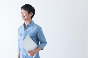 日本人男性の写真素材 [FYI04697754]