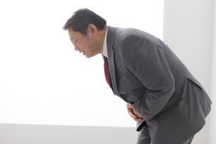 日本人シニアビジネスマンの写真素材 [FYI04698443]