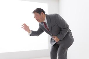 日本人シニアビジネスマンの写真素材 [FYI04698446]