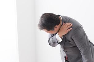 日本人シニアビジネスマンの写真素材 [FYI04698462]