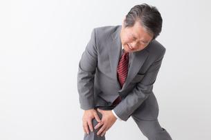 日本人シニアビジネスマンの写真素材 [FYI04698464]