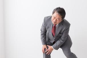 日本人シニアビジネスマンの写真素材 [FYI04698482]