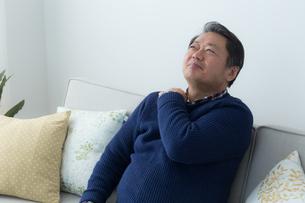 日本人シニア男性の写真素材 [FYI04699053]