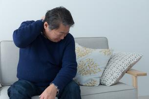 日本人シニア男性の写真素材 [FYI04699060]