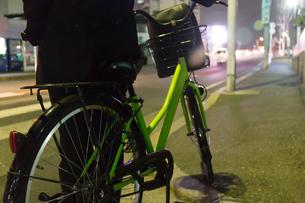 自転車の写真素材 [FYI04699131]