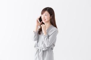 日本人ビジネスウーマンの写真素材 [FYI04699244]