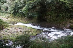 高千穂の風景 天安河原の写真素材 [FYI04700033]