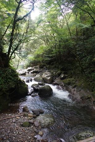 高千穂の風景 天安河原の写真素材 [FYI04700054]