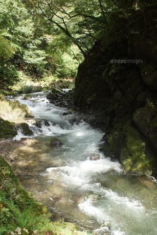 高千穂の風景 天安河原の写真素材 [FYI04700076]