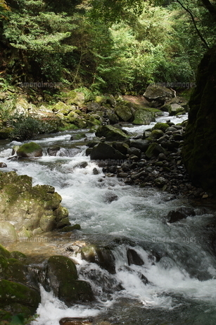 高千穂の風景 天安河原の写真素材 [FYI04700114]