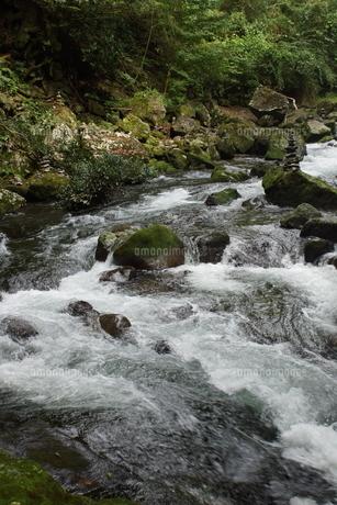 高千穂の風景 天安河原の写真素材 [FYI04700131]