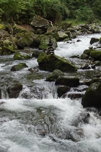 高千穂の風景 天安河原の写真素材 [FYI04700148]