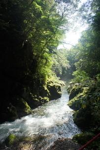 高千穂の風景 天安河原の写真素材 [FYI04700270]