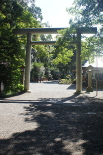 高千穂の風景 天岩戸神社 西本宮の写真素材 [FYI04700320]