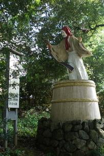 高千穂の風景 神話の里(鈿女)の写真素材 [FYI04700346]